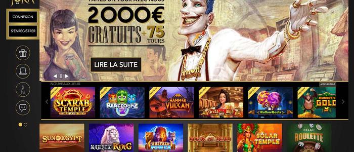 Casino en ligne : Optez pour le site le plus JokaCasino payant