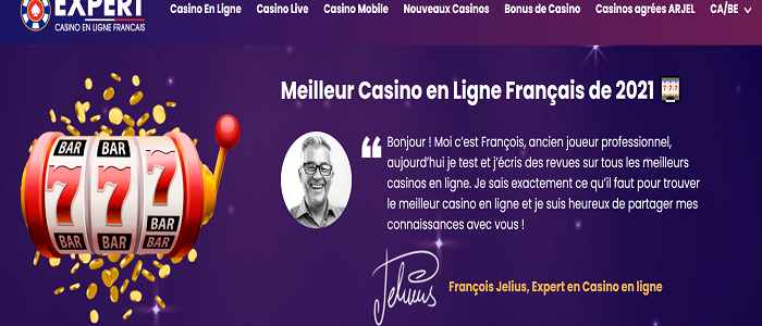 Vidéo poker en ligne français : Qu'est-ce qu'est le Vidéo pokerexpertcasinoenlignefrancais.com?